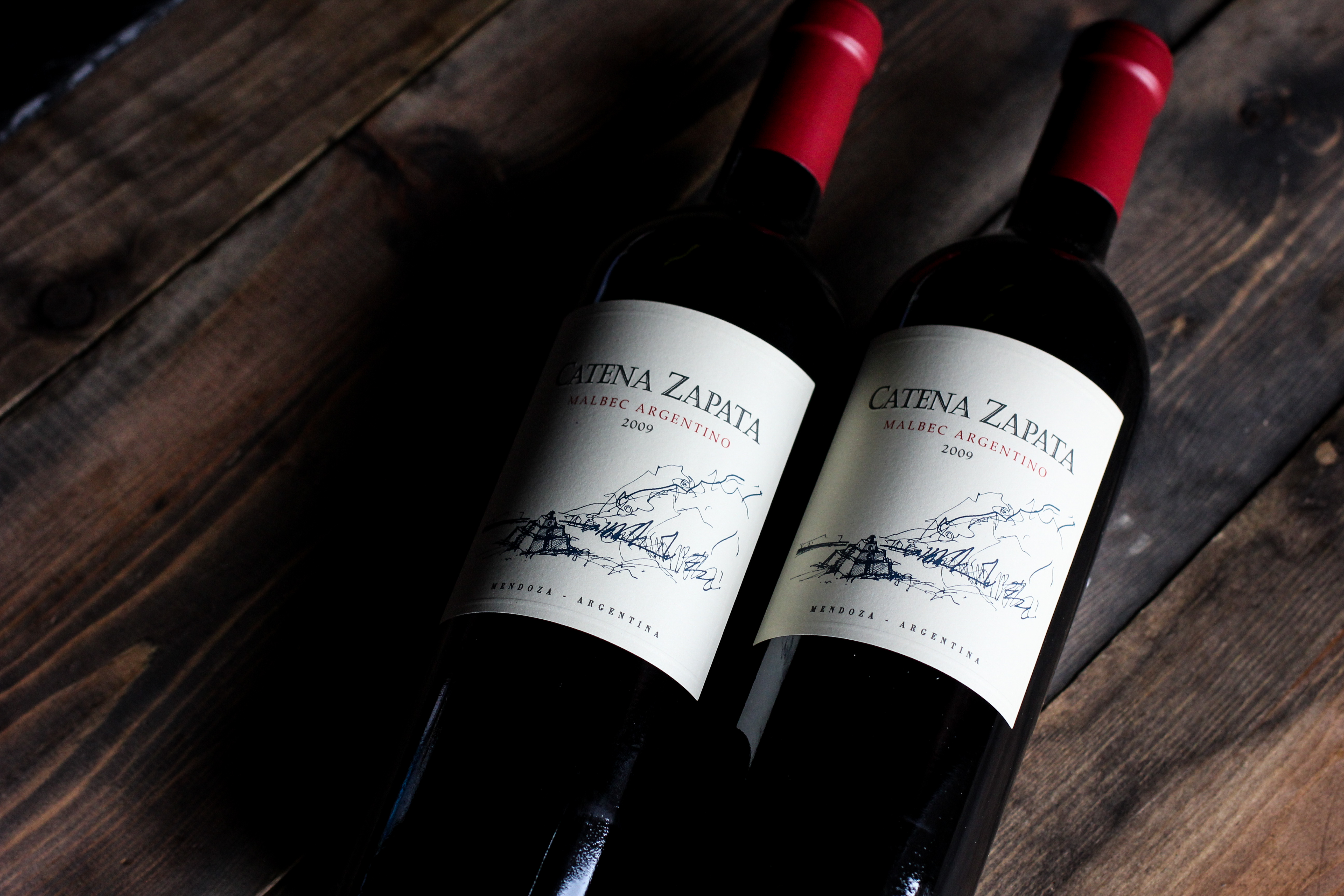 One of many amazing wines on our new menu