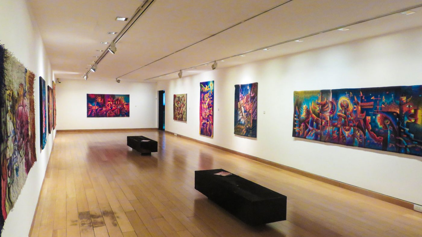 Inside the museum (Image credit - Museo Maximo Laura)