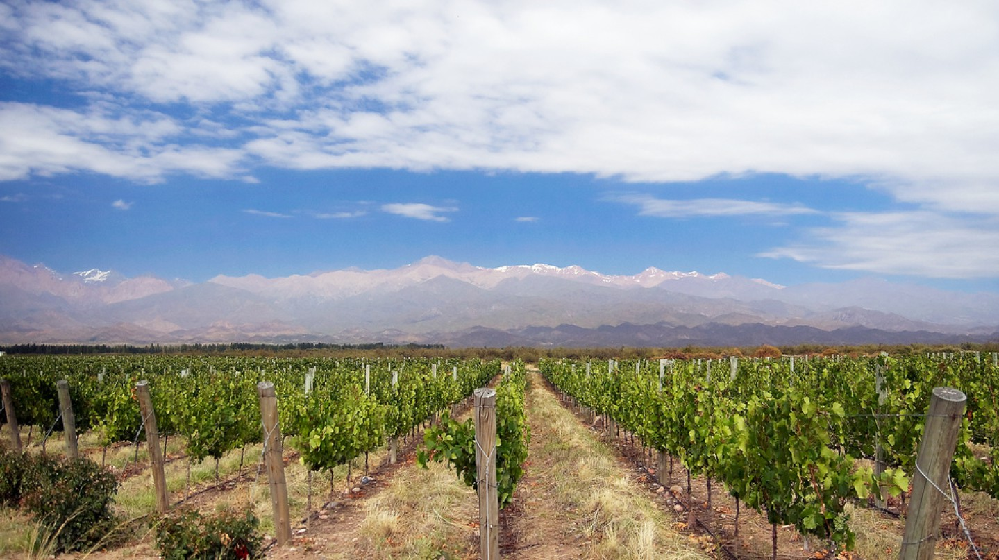 The gorgeous Uco Valley (Image credit - Culture Trip)