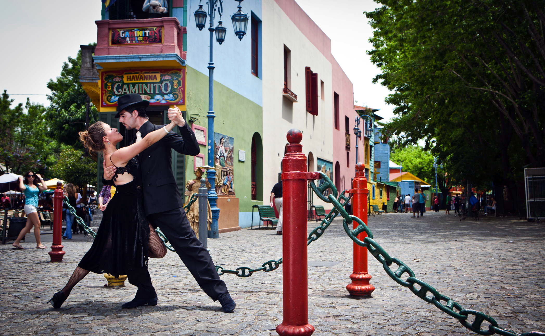 Dancing in Buenos Aires (Image credit - Argentina Travel Blog)