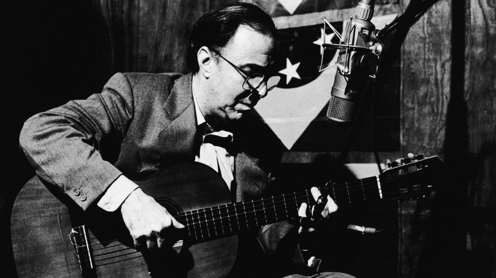 João Gilberto, one of the pioneers of the genre (Image credit - NPRmusic)