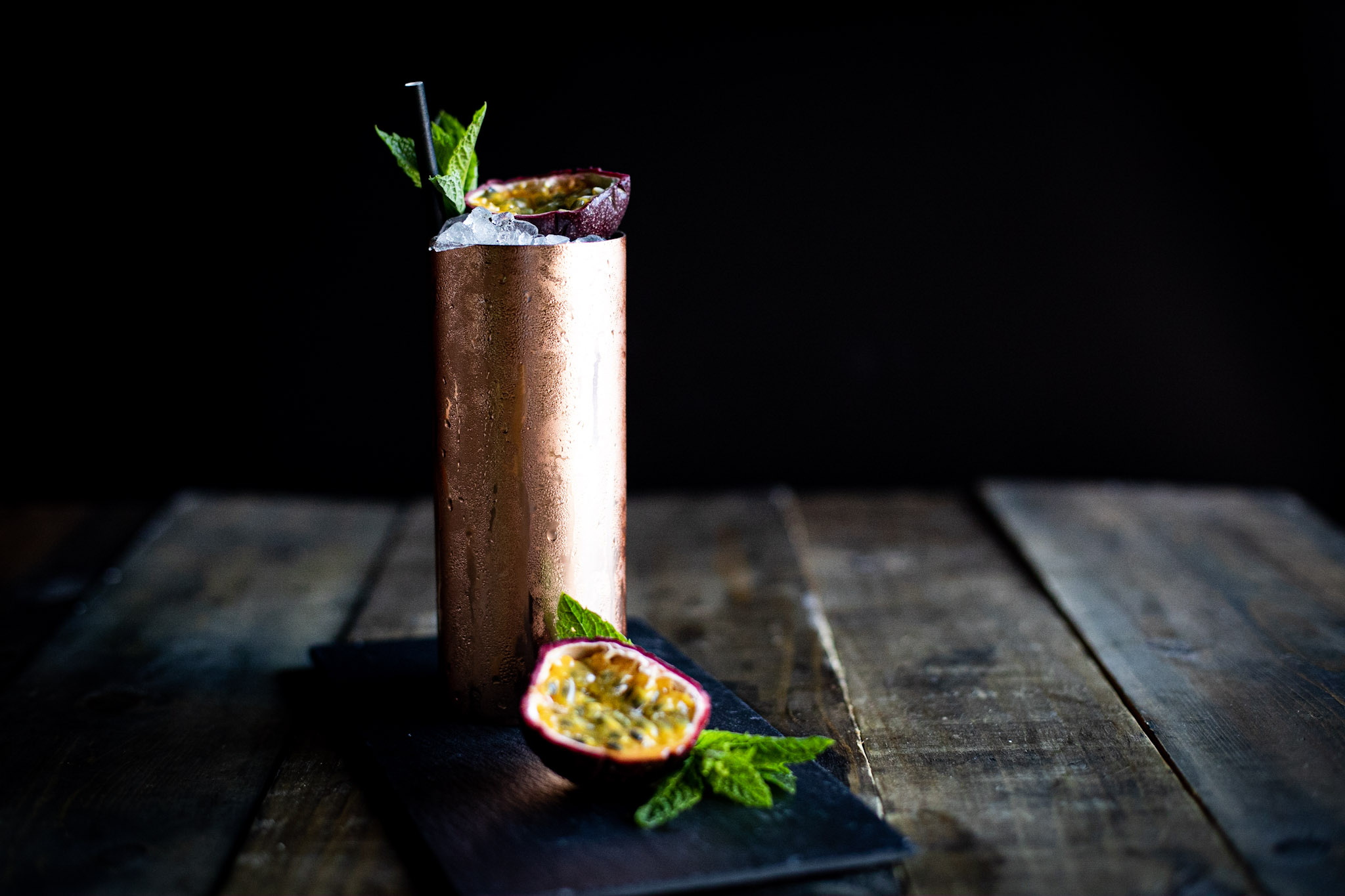 Our striking copper concoction
