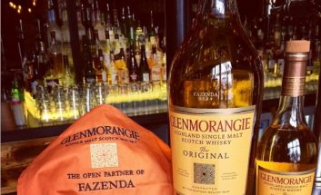 Fazenda and Glenmorangie – The Open