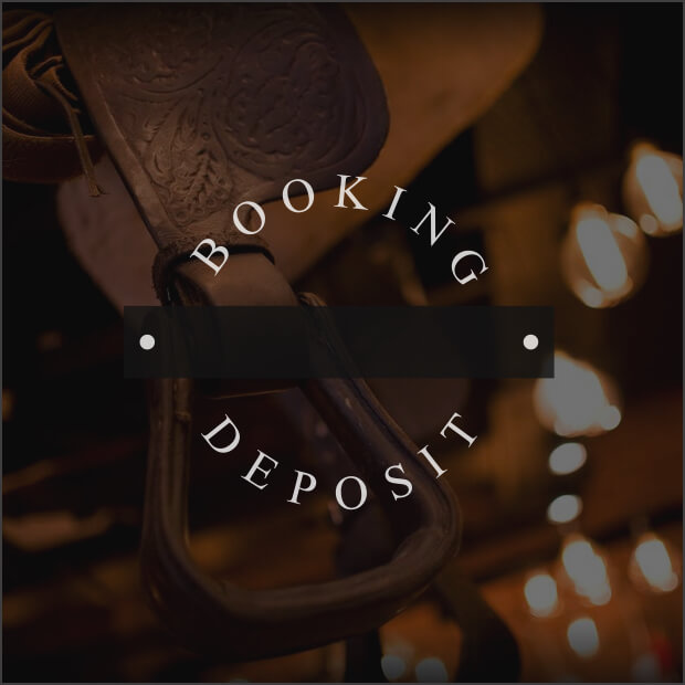 Booking Deposit Leeds