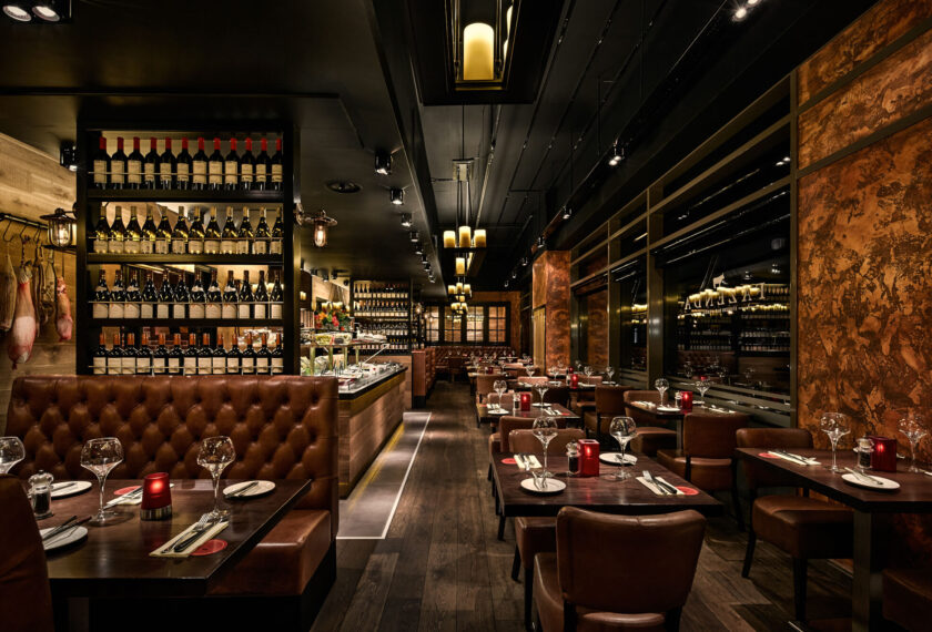 Fazenda a unique dining experience fazenda for Best private dining rooms manchester
