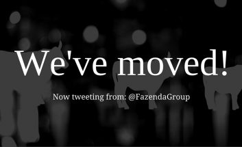 Twitter: We've moved!