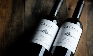 Talking about Wine: Catena Malbec Appellation Vista Flores