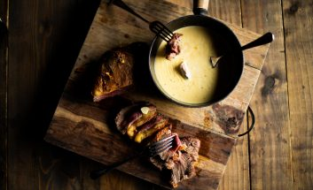 How to make: Tri-Tip & Cheese Sauce