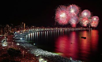 New Year's Eve in Brazil