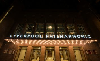 Fazenda & Liverpool Philharmonic Partnership