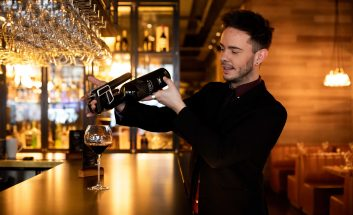 Meet Steven | Assistant Manager at Fazenda Edinburgh