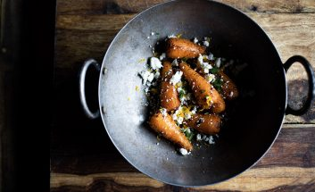 How to Make: Balsamic Carrots with Feta