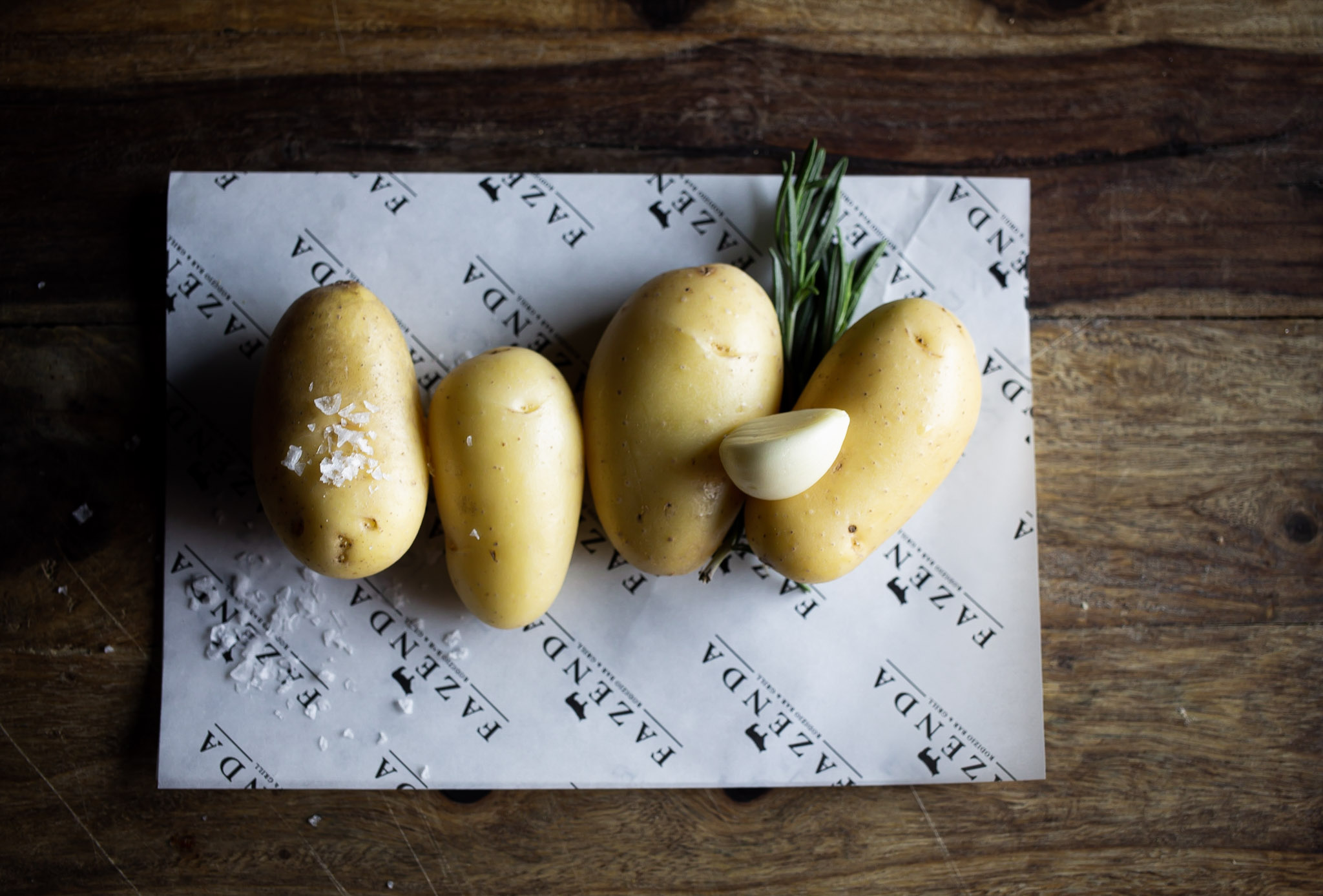 Potatoes are a perfect wintry addition to any meal
